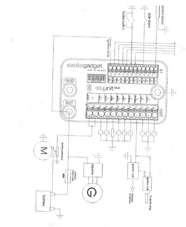 M-unit blue installation K100 1992 Munit10
