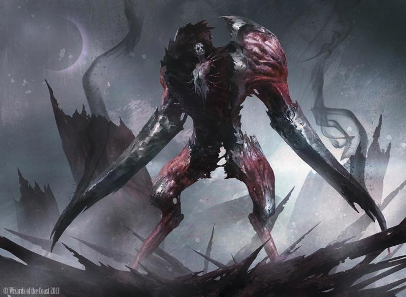 Les Créatures Maléfiques d'Arcania Gargan11