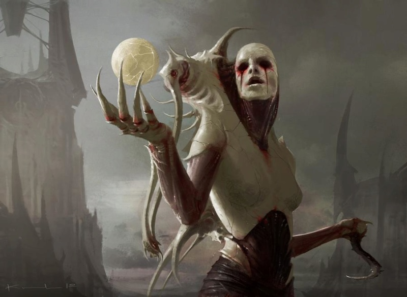 Les Créatures Maléfiques d'Arcania Priest11