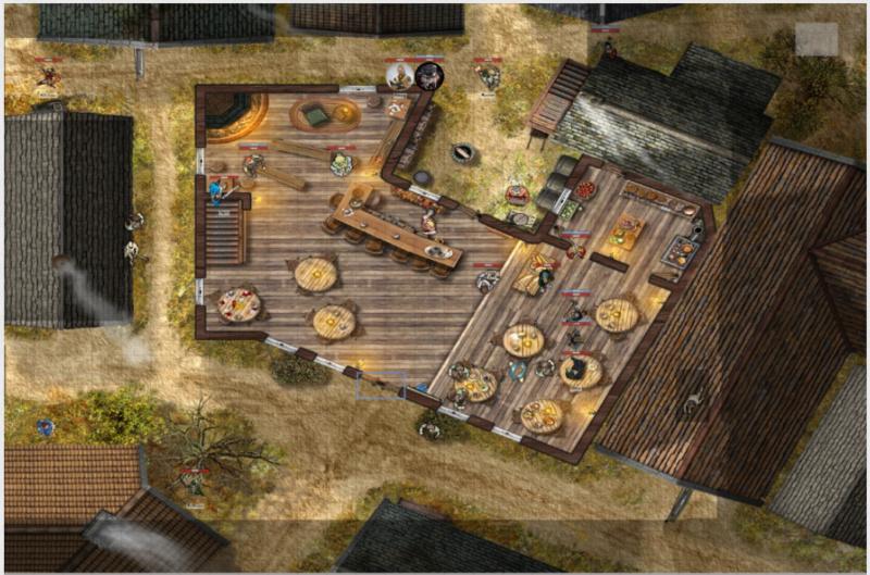La chute d'Aristeas  Tavern10
