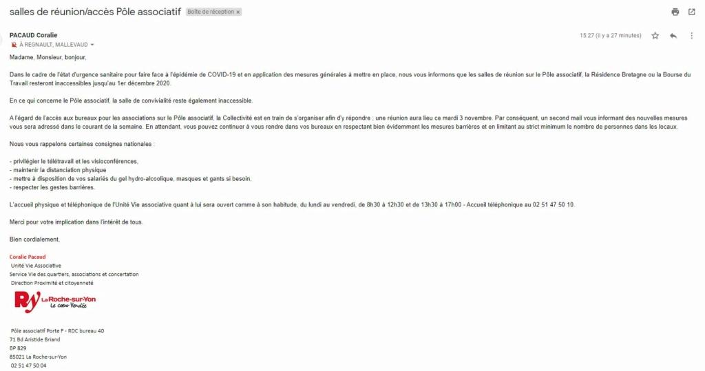 [Informations] 2ème confinement Captur28