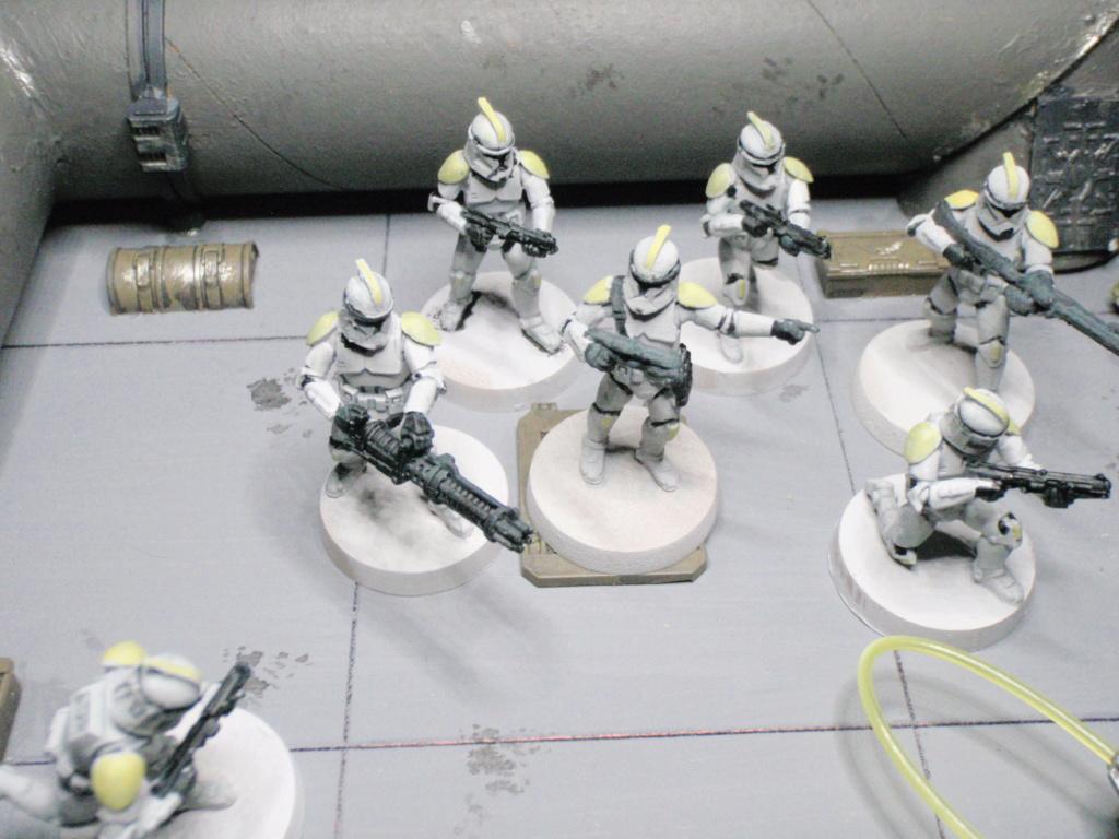 [Légion] Clone Wars - 1ère utilisation des teintes Contrast Pa170010
