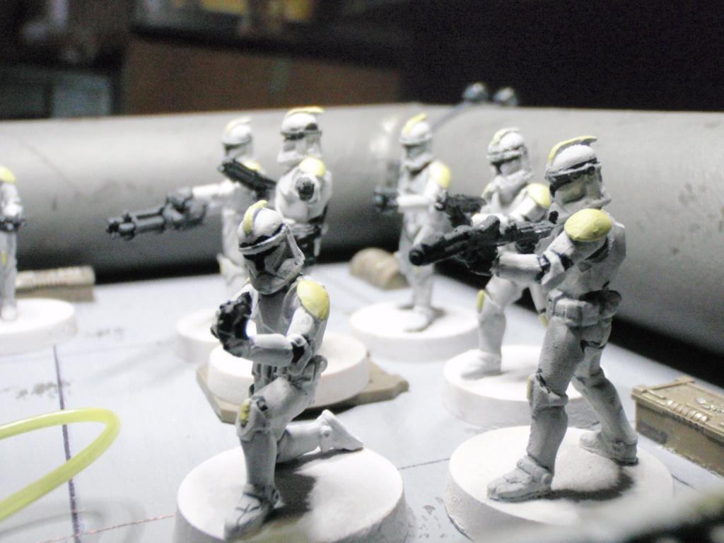 [Légion] Clone Wars - 1ère utilisation des teintes Contrast Pa170011
