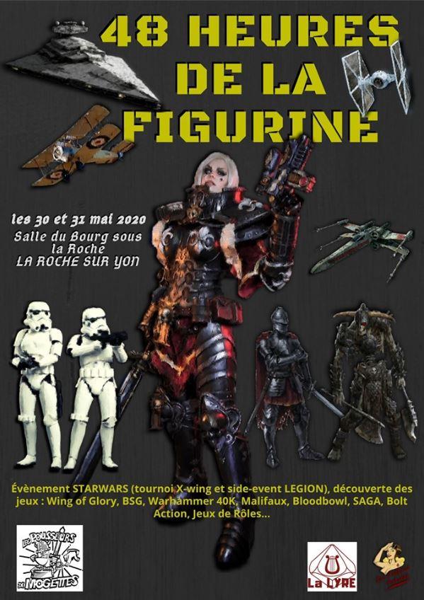 Les 48H de la figurine  les 30 et 31/05/2020 - Page 3 Pir14