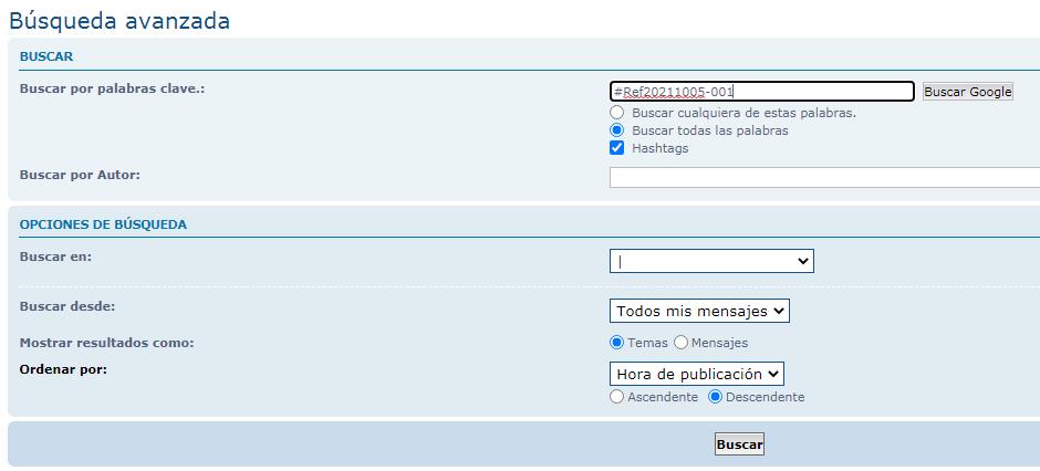 Añadir un concepto de búsqueda en los post's Captur27