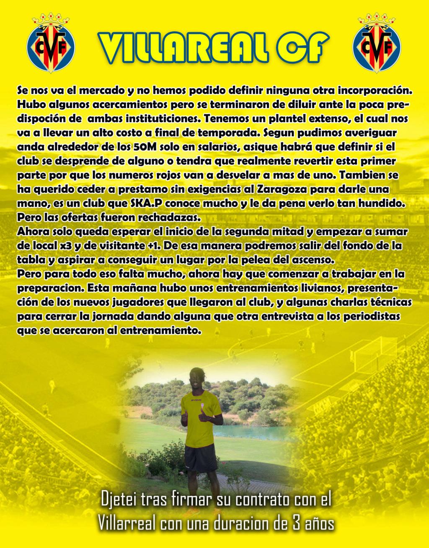 Villarreal al Día Villar20