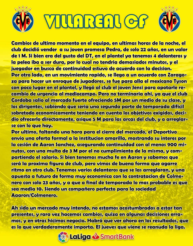 Villarreal al Día Villar21