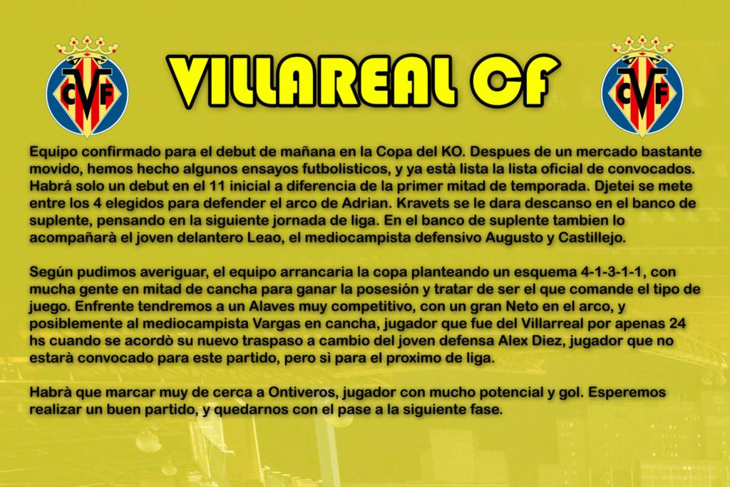 Villarreal al Día Villar22
