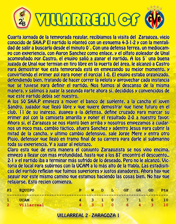 VILLARREAL CF Villar30