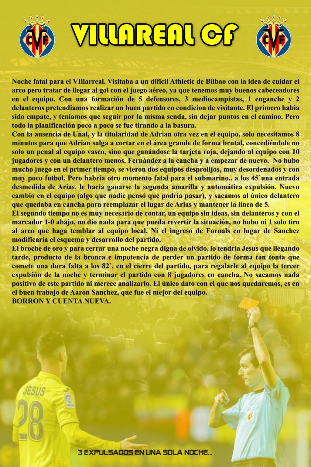 VILLARREAL CF Villar31