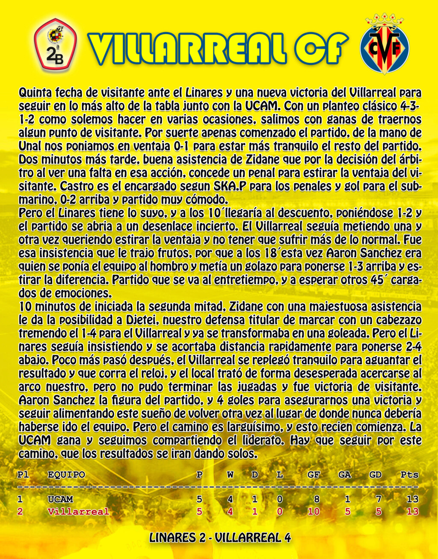 VILLARREAL CF Villar33