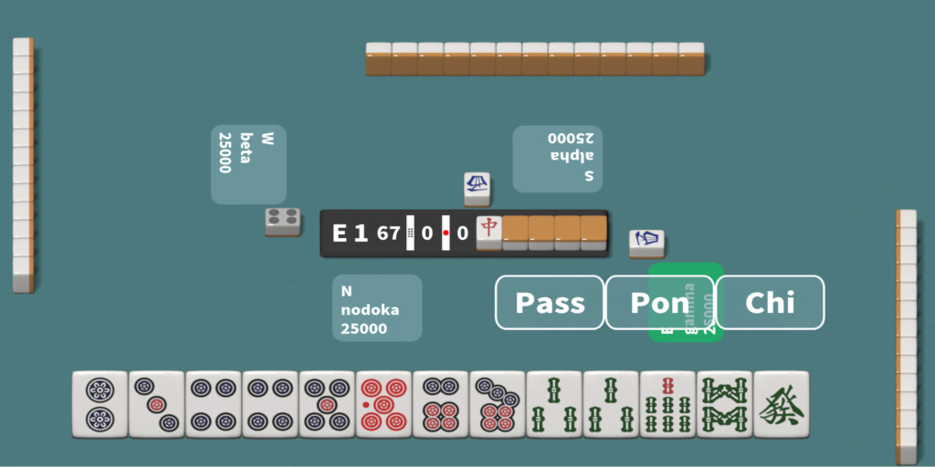[JEU] R Mahjong: Riichi Mahjong pour 4 joueurs [Gratuit] Altern10