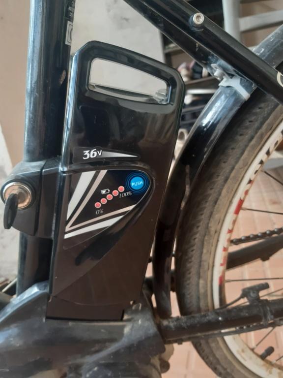 Vendida BH Emotion Off Road 650 Bh310