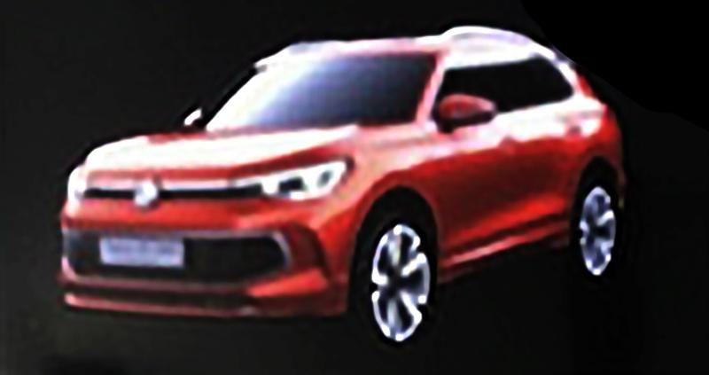 2022 - [Volkswagen] Tiguan III Fr212