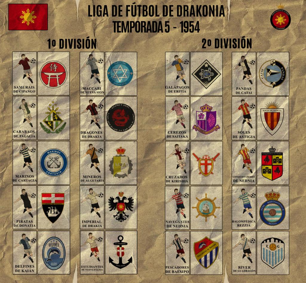 Cómo unirse a la Liga de Drakonia Escudo10
