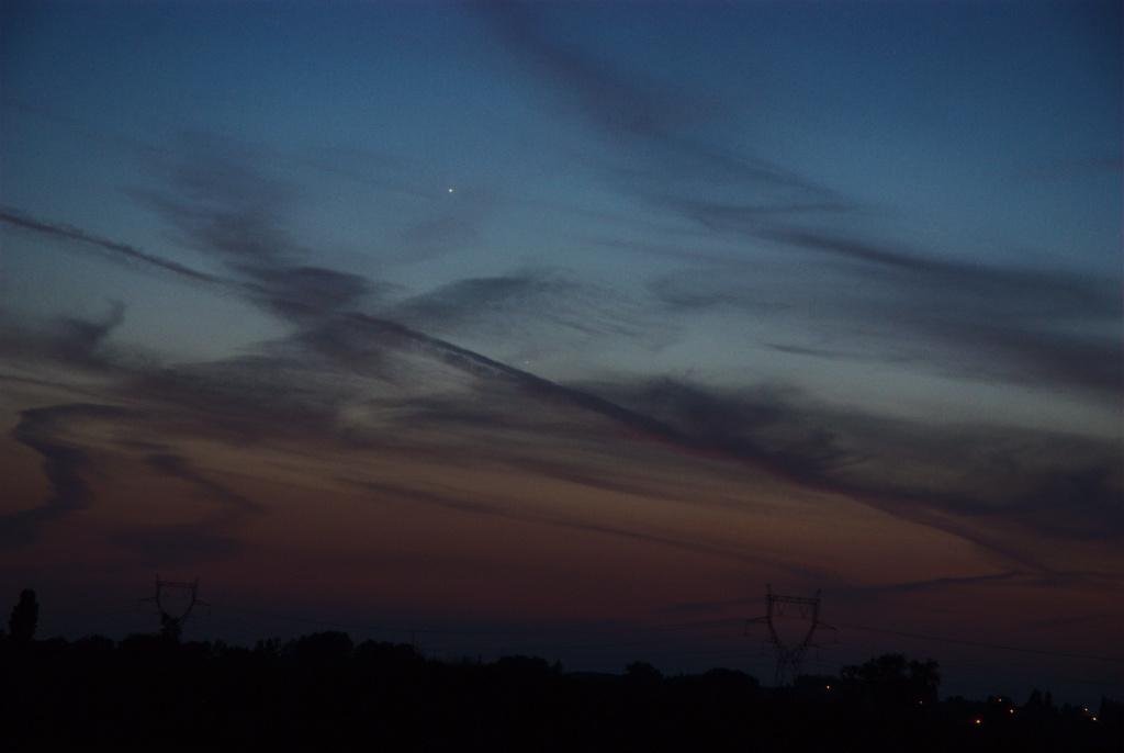 Vénus, Mercure et un chat Conjon11