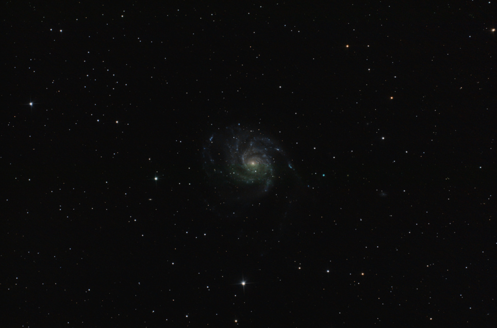 M101 et M51 en été M101_210