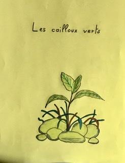 Les cailloux verts  9e697f10