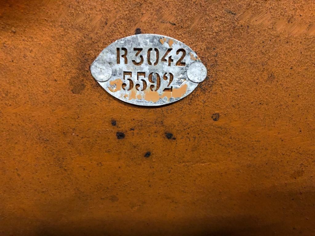 Teinte moteur R3042 71e24110