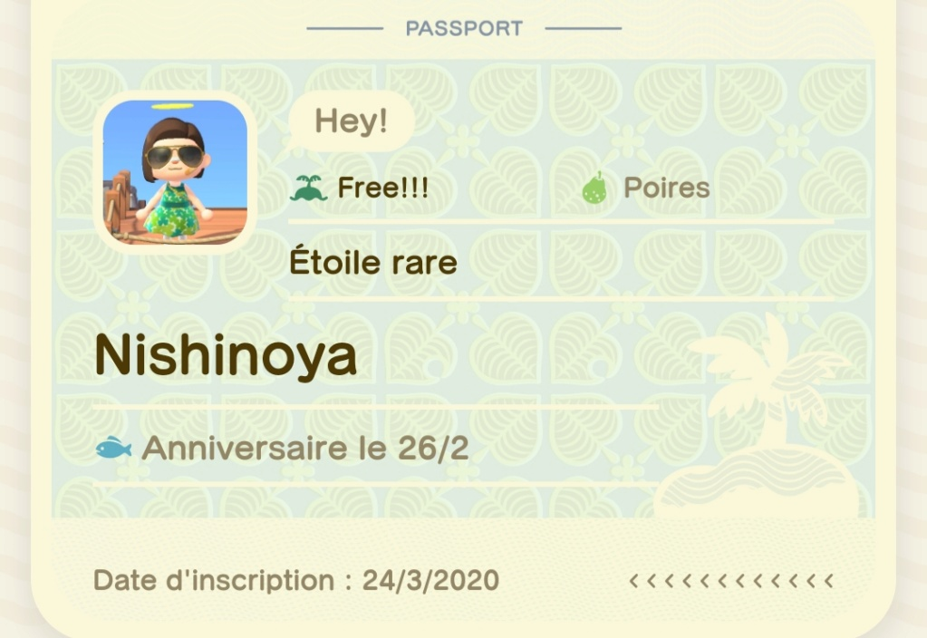 [Concours] Dessine ton passeport 20200621