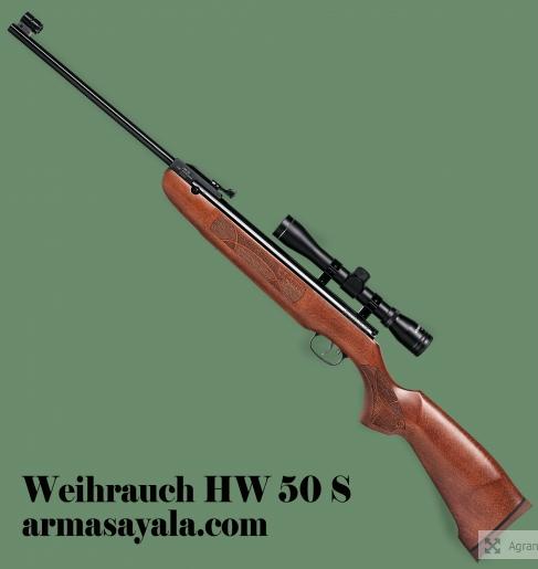 Choix premiere carabine Hw50s10