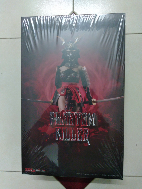 NEW PRODUCT: TBLeague: 1/6 Phantom Killer/Phantom Killer Motivator (PL2019-158) Img_2010