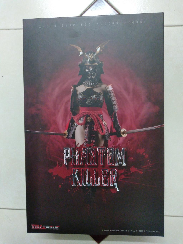 NEW PRODUCT: TBLeague: 1/6 Phantom Killer/Phantom Killer Motivator (PL2019-158) Img_2012