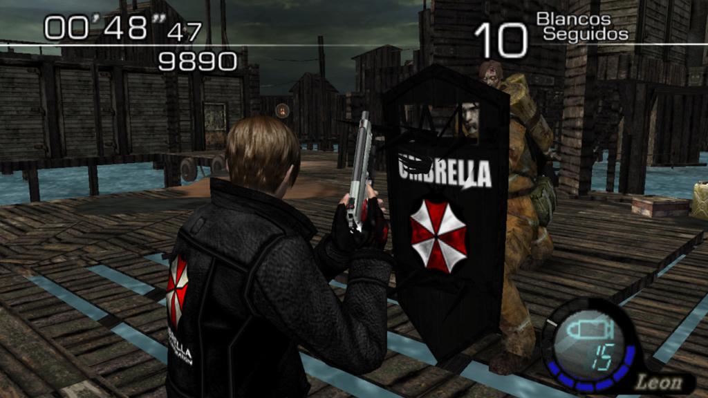 Escudo con Logo de Umbrella Escudo10