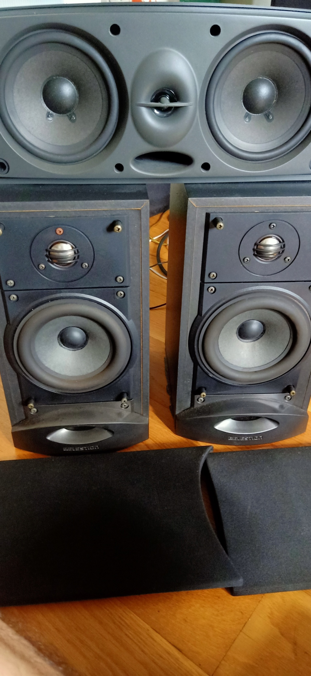 Celestion CS4 and center  Img20217