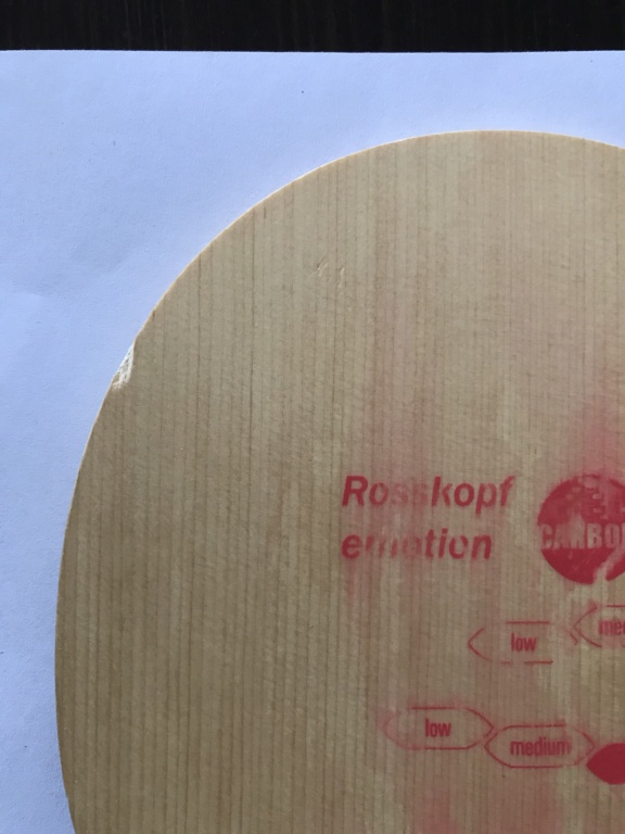Vends Rossi Emotion Concave Img_8512