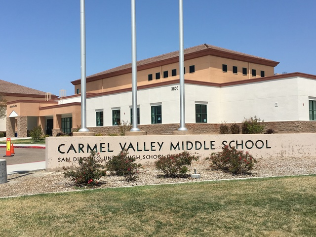Carmen Valley Middle School Carmel10