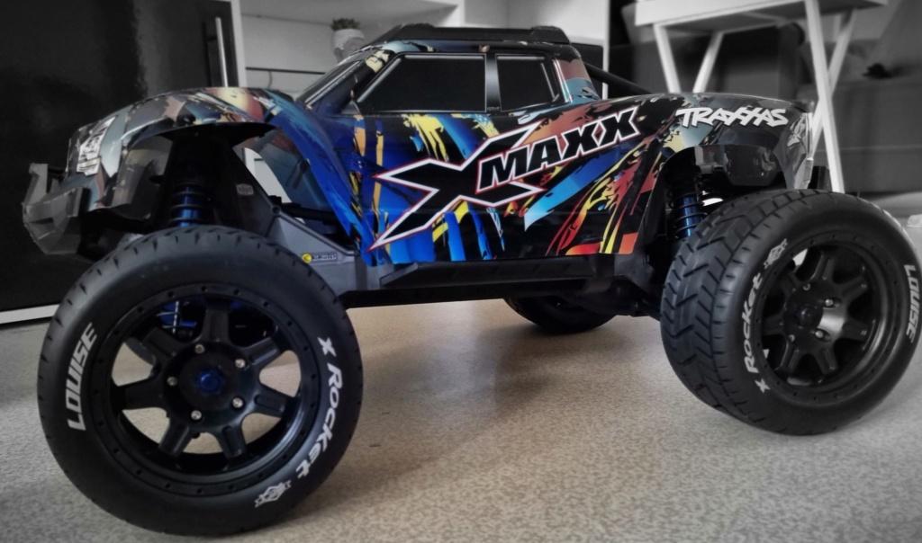 X-MAXX 8S Jérôme Le Grec 20210613
