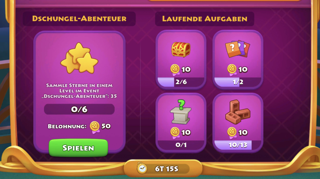 Jungle Quest 8/9 and Lucky Towns Bildsc84