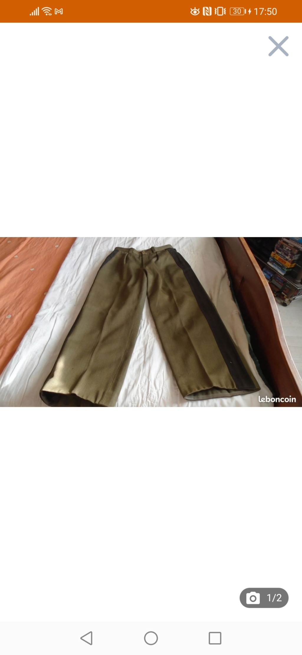 Pantalon ww2?  Screen24