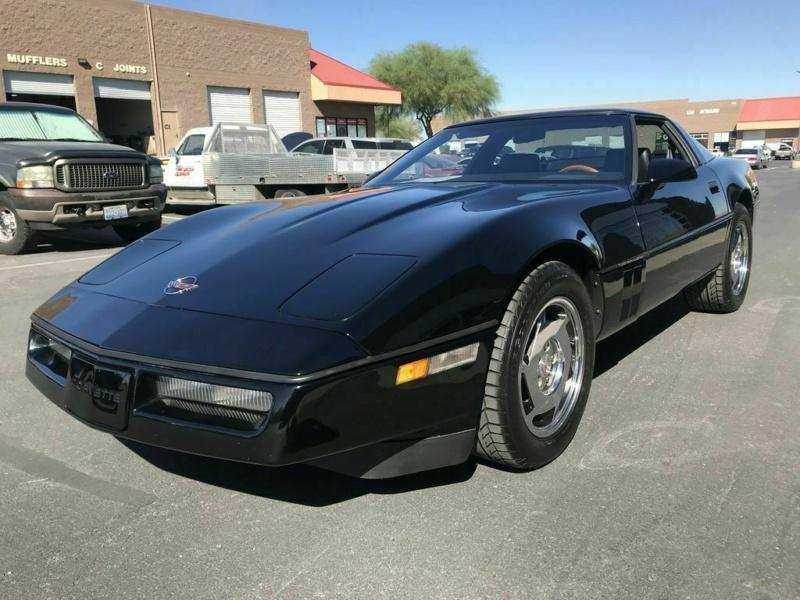Ma première Corvette 912