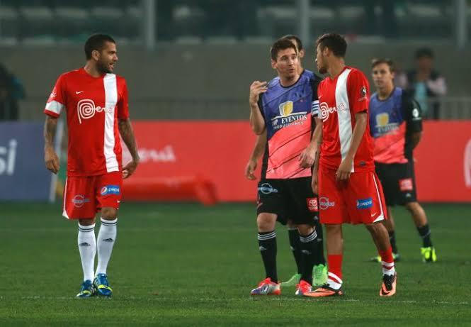 ¿Cuánto mide Lionel Messi? - Estatura y peso - Real height - Página 15 Images57