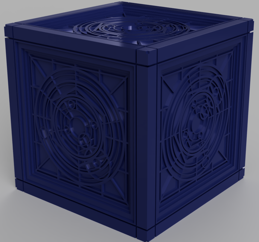 Osgood Box (Doctor Who) Render10