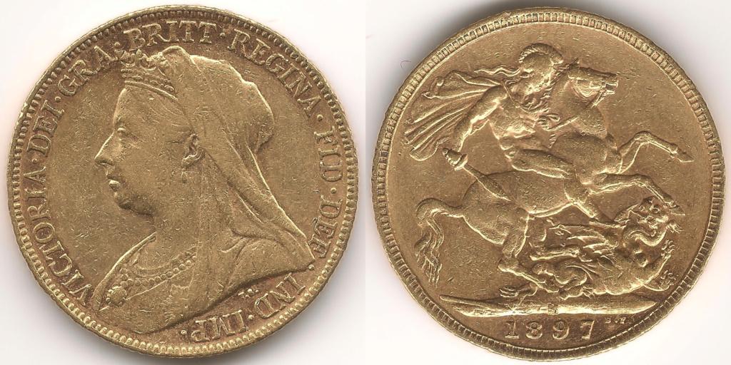 SOBERANOS 1897 FAKE OR TRUE 6510