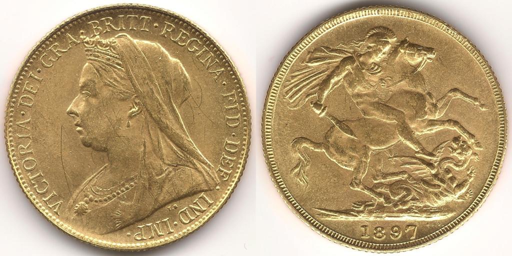 SOBERANOS 1897 FAKE OR TRUE 6610