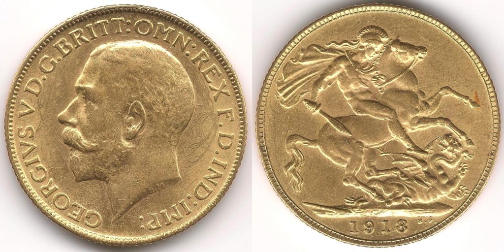 SOBERANOS 1918 FAKE or TRUE 9510