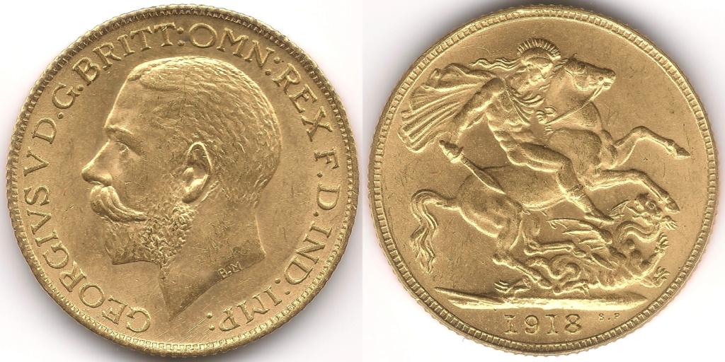 SOBERANOS 1918 FAKE or TRUE 9610