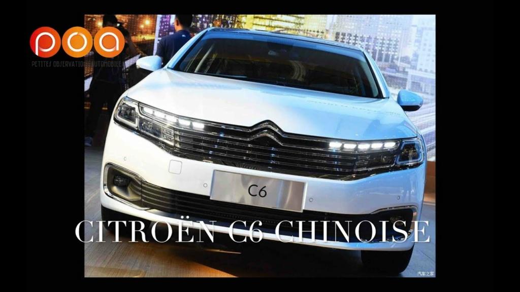 2020 - [DS Automobiles] DS 9 (X83) - Page 5 C6_chi10