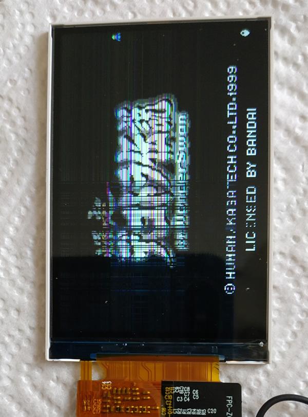 Mod écran IPS rétro-éclairé Wonderswan Color, je t'ai fait ! T10