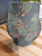 Aldermaston? pottery, AD maker's mark ID help please, from Canada . 20210311