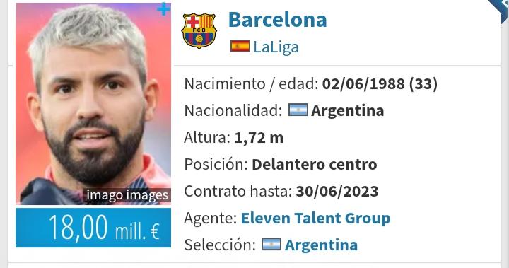 ¿Cuánto mide Sergio Kun Agüero? - Altura - Real height - Página 4 20210710