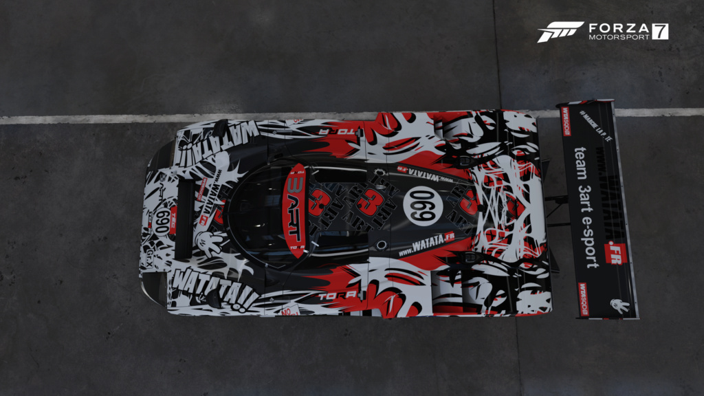 TEC R4 24 Heures du Mulsanne - Livery Inspection - Page 5 F00b3010