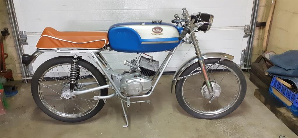 Documents sur Mondial 50cc Franco Morini. - Page 2 20210710