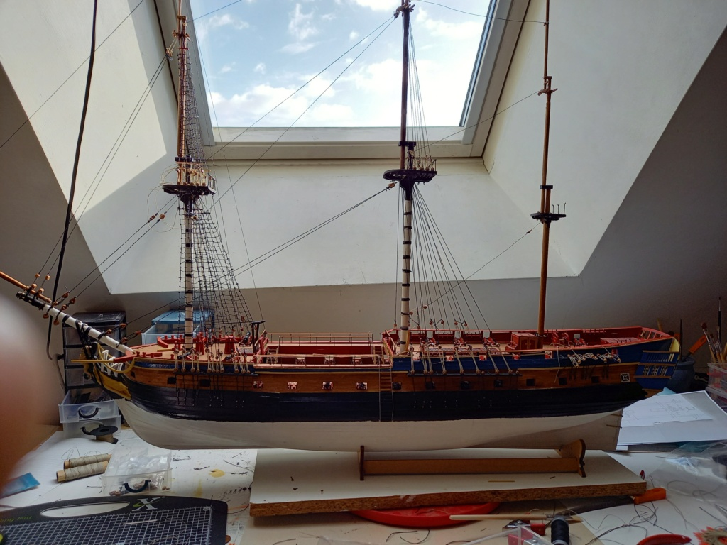 Frégates HMS Victory & Hemione (Hachette) de chanchan56 20210310