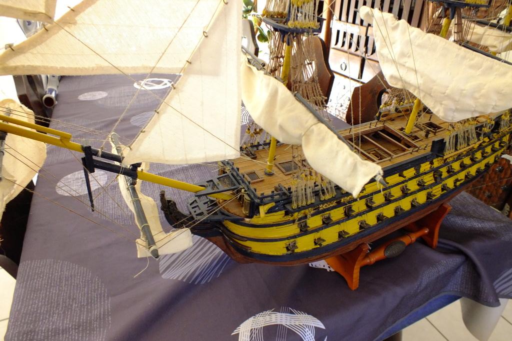 Frégates HMS Victory & Hemione (Hachette) de chanchan56 Dscf4211