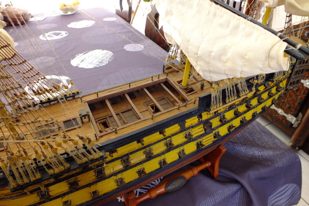 Frégates HMS Victory & Hemione (Hachette) de chanchan56 Dscf4212